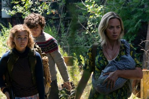 A Quiet Place 2 release date postponed for a third time due to the pandemic