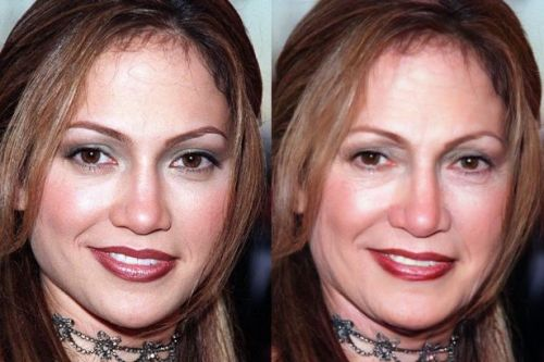 Surgeon reveals how Jennifer Lopez might look if she'd aged normally
