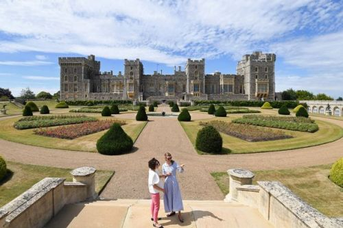 Queen opening part of Windsor Castle for the first time in 40 years for visitors