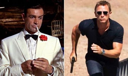 James Bond movies RANKED in new UK poll - Can YOU guess the BEST and WORST?