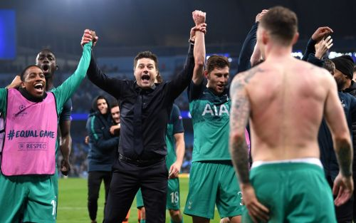 Mauricio Pochettino warns Spurs to expect Manchester City reaction to Champions League defeat