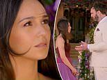 The Bachelor: Producers were forced to cut Bella's brutal speech to Locky