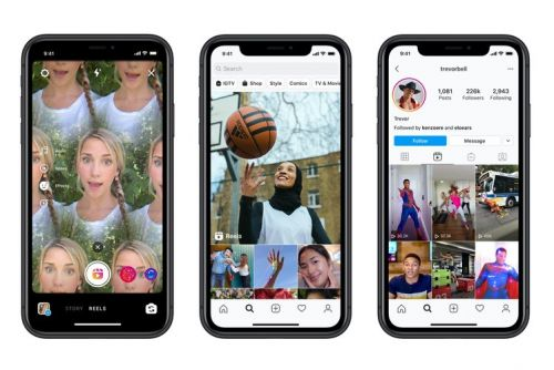 Instagram launches Reels, its big TikTok competitor