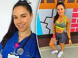 Nurse and fitness expert's guide to exercise and nutrition during lockdown