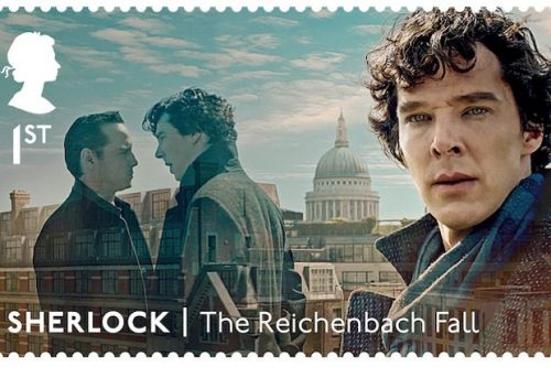 Sherlock characters to appear on new set of Royal Mail stamps