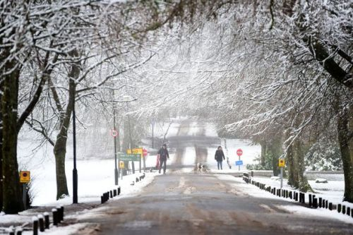 Scots face more snow chaos as Met Office weather warning extended