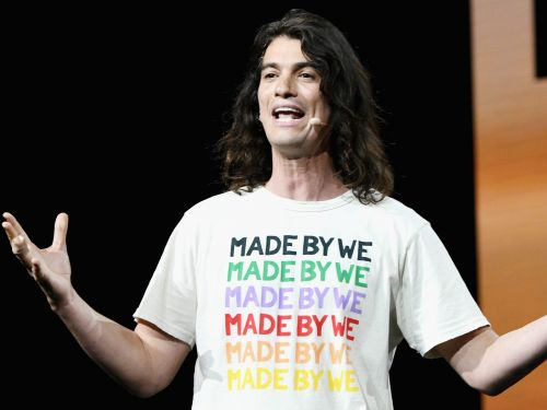 Ex-WeWork CEO Adam Neumann just hired a veteran crisis PR firm to revive his brand