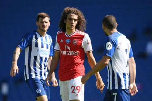 Matteo Guendouzi's ex-manager slams Arsenal star over his attitude problems