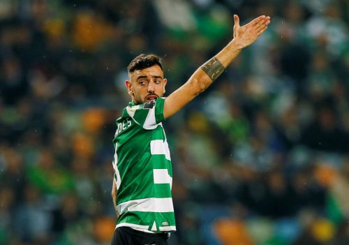 Five ways Man Utd could line up to accommodate Bruno Fernandes as Solskjaer pushes to get deal over line