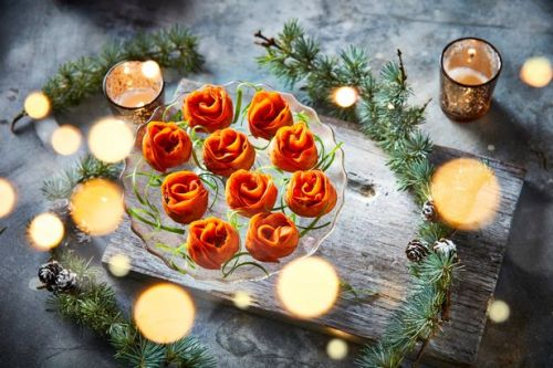 Iceland unveil luxury canapes for Christmas 2020 and they look delicious