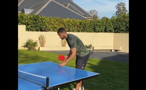 : Ruben Loftus-Cheek takes up new sport during coronavirus quarantine