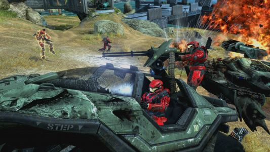 Halo: Reach overhaul mod brings these big improvements