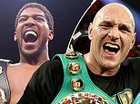 Anthony Joshua WOULD relinquish WBO belt in order to fight Tyson Fury next year, admits Eddie Hearn