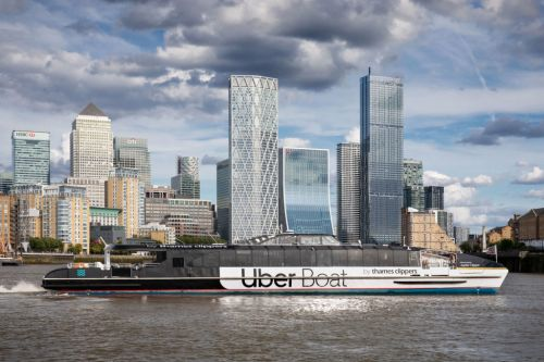 Uber starts boat service for commuters on the Thames