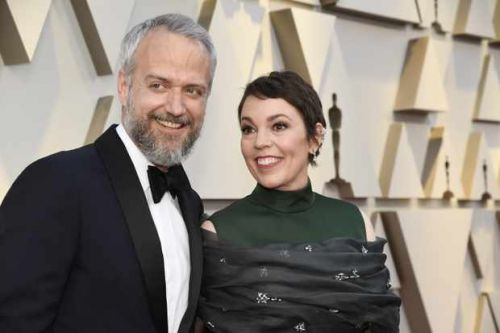 The Crown's Olivia Colman reveals her husband stole toilet roll from the Queen