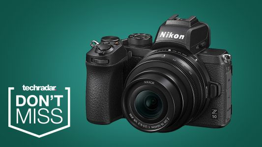Nikon Z50 gets surprising discount in this last-minute Christmas camera deal