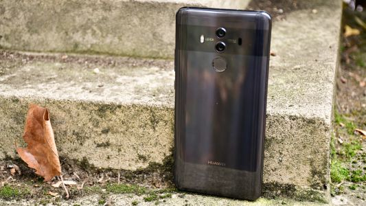 New Huawei Mate 20 Pro leaks show off the phone in full