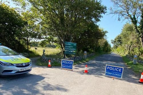 Bodies of man and woman found in car at idyllic country park