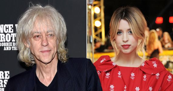 Bob Geldof's grief over death of daughter Peaches is 'impossible to define'