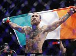 Conor McGregor marks UFC return with 40 second TKO against Donald Cerrone