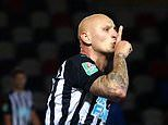 Newport County 1-1 Newcastle : Toon through to last eight after penalty shootout