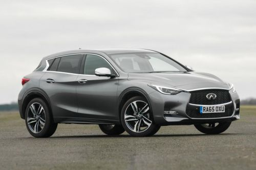 Used Infiniti Q30 review