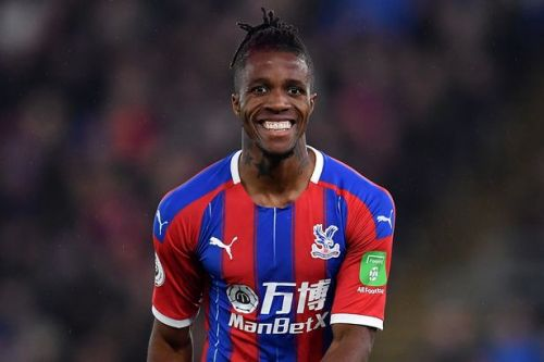 Wilfried Zaha's agent fuels January transfer speculation as Chelsea enter race