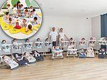 Russian woman, 24, welcomed TWENTY ONE surrogate babies in just over a year