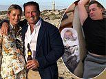 Jasmine Yarbrough shares cute photo husband Karl Stefanovic napping alongside their daughter Harper