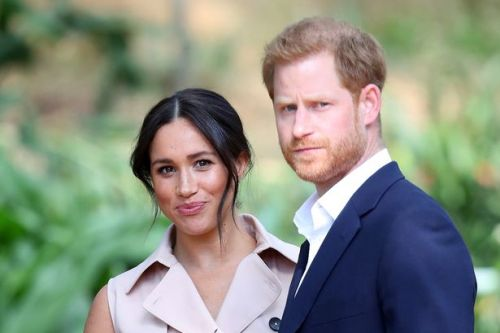 Meghan Markle 'recreated Botswana date for Harry with tents in their garden'