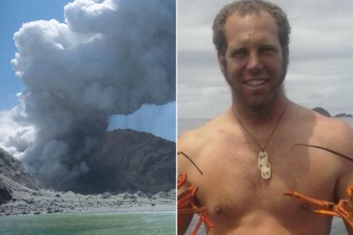 New Zealand volcano tour guide named as first victim of White Island eruption