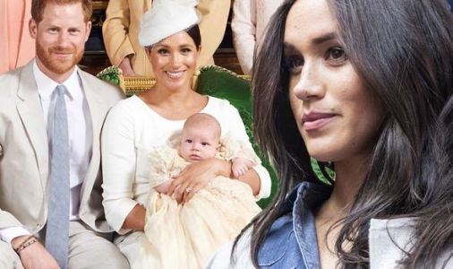 Meghan Markle wedding: Why is Meghan not taking son Archie to Rome? Who is Archie's nanny?