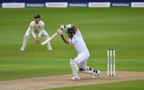 England vs Pakistan, first Test day two: live score and latest updates
