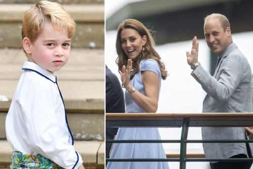 Kate Middleton and Prince William head to Mustique for Prince George's birthday