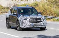 New Mercedes-Benz EQB: electric compact SUV hits the road