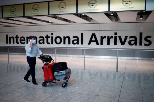 What are the new rules for entering the UK going to be and how long will quarantine measures last?