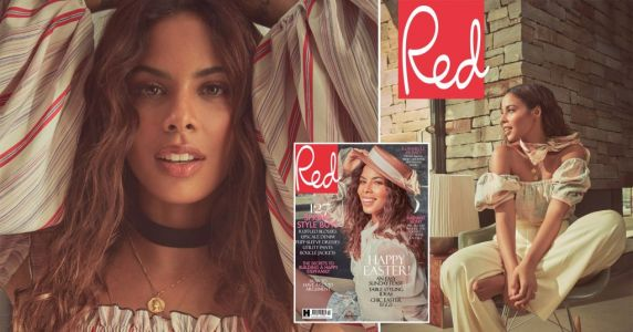 Rochelle Humes 'nervous' meeting her dad for the first time as she rules out return to music