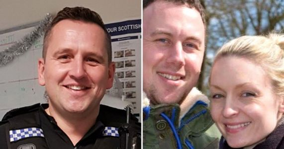 Police chief 'caught having affair with officer' after doorbell cam records them