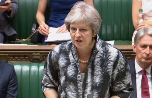 Tory Civil War On Europe Explodes Once More As Theresa May Narrowly Avoids Commons Brexit Defeat