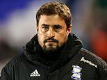 Pep Clotet steps down as Birmingham head coach following Swansea defeat