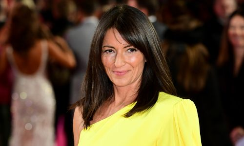Presenter Davina McCall looks amazing in new yoga photo - and her fitness outfit is so cool