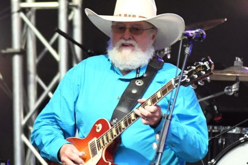 Country singer Charlie Daniels dies aged 83 after suffering a stroke