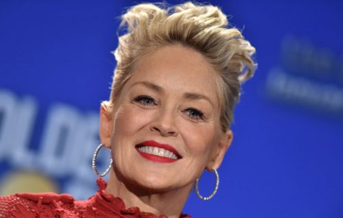 Sharon Stone's Bumble dating profile has finally been restored