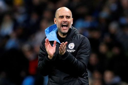 Pep Guardiola breaks silence on Man City future amid Blues' Champions League ban