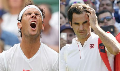 Roger Federer and Rafael Nadal compared to Ronaldo and Messi - but which is which?