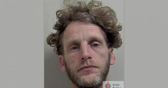 Serial burglar caught after his car's tracking device put him at the scene