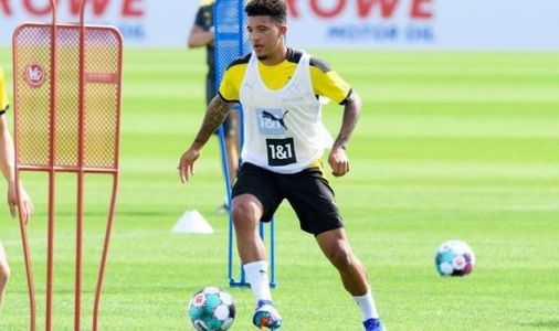 Man Utd tipped to repeat history and stump up Jadon Sancho transfer fee