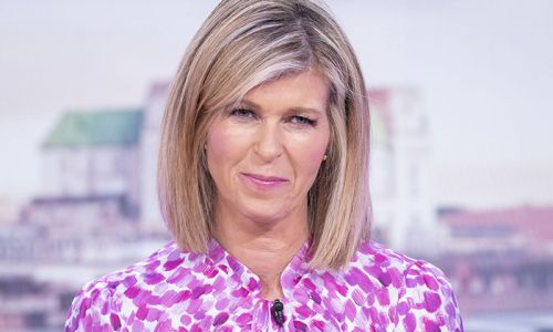 Kate Garraway to return to Good Morning Britain this week