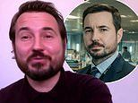 Line of Duty's Martin Compston says he is 'in dire need' of haircut and want to lose lockdown weight