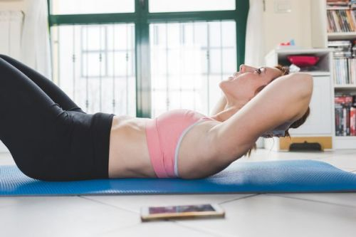 PT provides home workout tips as UK wait for gyms to re-open continues